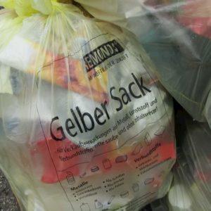 Gelber Sack