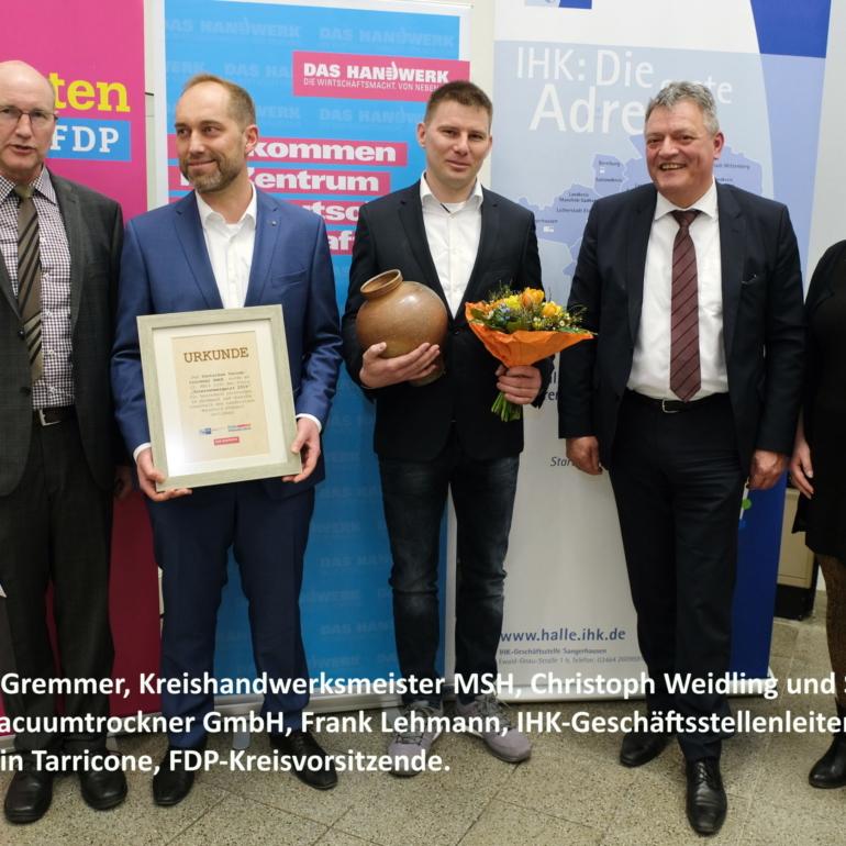 Unternehmergeist Mansfeld-Südharz