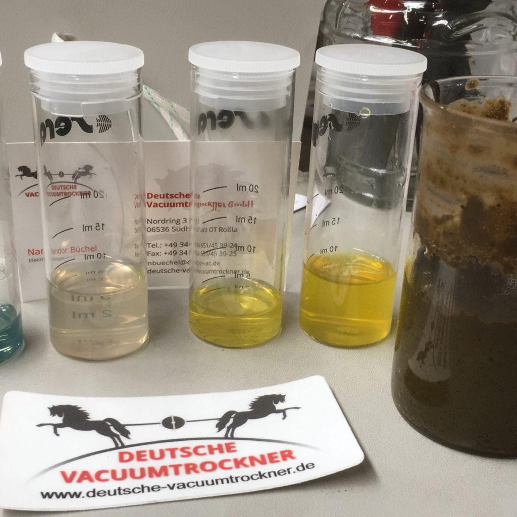 Gülletrocknung und stoffliche Verwertung